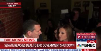 Ted Cruz Lies:  'I Never Liked Shutdowns'