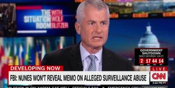 Former CIA Official Rips Nunes FBI Memo As 'A Hatchet Job'