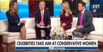 Lara Trump Says Women Are Too Stupid To Know Why They Are Marching