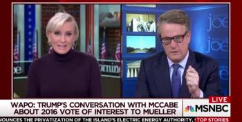 Morning Joe Compares Fox News, Ron Johnson To McCarthy Era