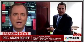 Schiff: Nunes 'Has To Feed The Fox News Beast'