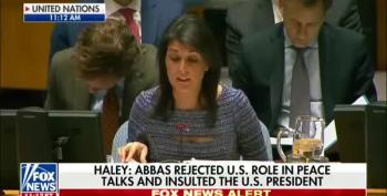 Hypocrite Of The Day:  Nikki Haley   (Limerick Edition)