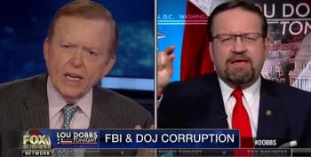 Lou Dobbs And Seb Gorka Go Nuts On FBI Over Devin Nunes Secret Memo