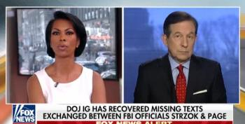 Chris Wallace Cautioned Fox News About 'Talking About Deep State Coups Against Trump'