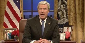 SNL Cold Open: Will Ferrell Returns As George W. Bush