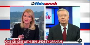 Sen. Lindsey Graham On Mueller Firing: 'If The Story Is True Or Not - Mueller Should Look At It'
