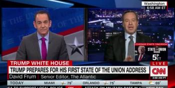 David Frum On Trump's Speech: 'You Can Train A Seal To Sit On The Side Of The Pool For An Hour And Behave'