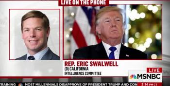Swalwell Rips Nunes: 'It's A Brainwashing Memo!'