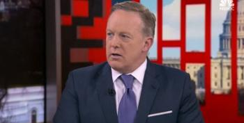 Sean Spicer Complies With His Non Disclosure Agreement