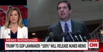 Congressman: White House Worked On Nunes Memo