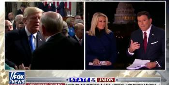 Fox News Scolds Congressional Black Caucus For Failure To Give Dear Leader An Ovation