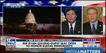 Tucker Carlson Losing Argument With Tim Ryan, So He Stops Segment