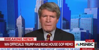 'He's A Stooge For Putin': Richard Painter Suggests Devin Nunes Is 'Getting Money From The Russians'