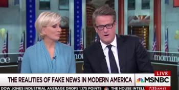 Scarborough Pouts After Guest Points Out He's Talking Over Mika