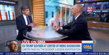 Why Is Carter Page Still Giving Interviews On Television?