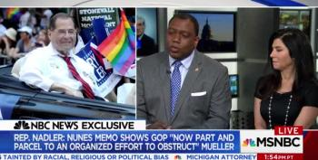 MSNBC Allows Republican To Commit Worst Both Siderism Ever On Television