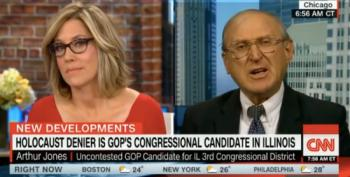 CNN Airs Interview With Republican Nazi Running In IL-03