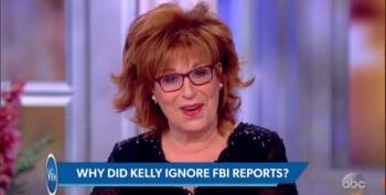 Joy Behar To Meghan McCain: 'You Know What I Find Offensive? Republicans!'