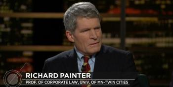 Richard Painter Whacks Trump Administration: If They Throw Out Every Wife Beater Or Collaborator, They'd Have A Thin Staff