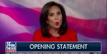 Fox's Pirro Blames Obama For Rob Porter Wife-Beating Scandal