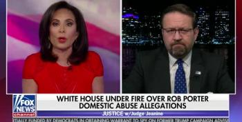 Fox's Pirro And Euro-Fugitive Seb Gorka Blame Obama For Security Clearance Denials
