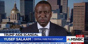 Yusuf Salaam Hits Trump For Institutional Protectionism In Rob Porter Case
