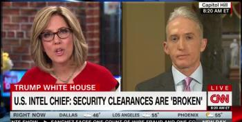 Trey Gowdy Tells He Wants An Investigation Into Rob Porter