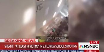 17 Dead After Shooting At Florida High School (VIDEO) - UPDATE 5