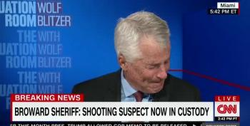 CNN Analyst Breaks Down In Tears: 'A Child Of God Is Dead...I Just Can't'