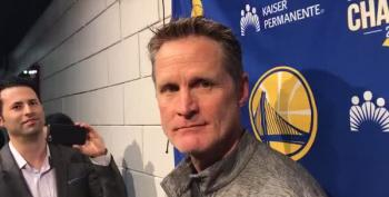 NBA Coach Steve Kerr On Leaders Who Won't Act On School Shootings: 'It's Disgusting'