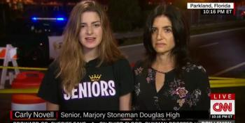 Parkland Student Smacks Down Tomi Lahren's Vicious Rant Over Florida Mass Shooting: 'Please STFU'