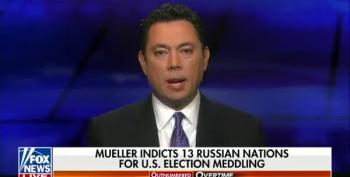 Fox Employee Jason Chaffetz Blames Obama For Russian Crimes Leading To Indictments