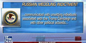 Shep Smith Sounds The Fox News Alarm: 'Russia Is Coming For Us'