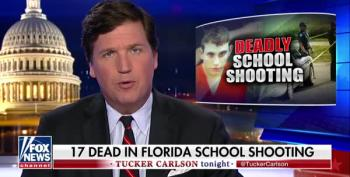 Tucker Carlson Warns 'Gun Control Is A Recipe For Civil War'
