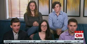 Parkland Students Voice Their Rage At The Republican Party