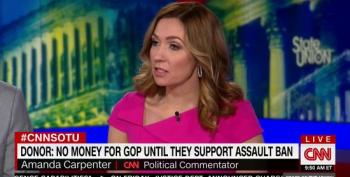 Amanda Carpenter Warns Republicans Not To Get Trapped In 'False Debate' On Gun Regulations
