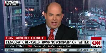 Democratic Congressman Calls Trump 'A Psychopath'
