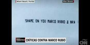 A Message For Marco Rubio And The NRA