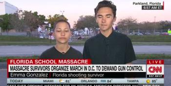 Parkland Students Warn Pols Not To Accept NRA 'Blood Money'