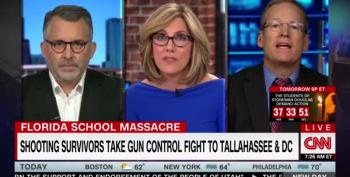 Jack Kington Blames George Soros For Student Gun Violence Activists