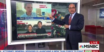 Ali Velshi Names And Shames Websites Pushing Conspiracies On Florida Shooting Survivors