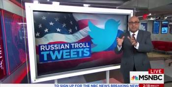 Ali Velshi:  Disinformation Spreads From Russian Trolls To Hannity And Ingraham