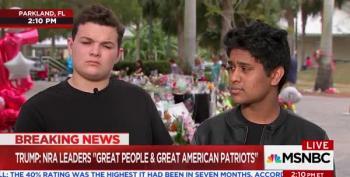 Parkland Students Push Back On NRA Part 2