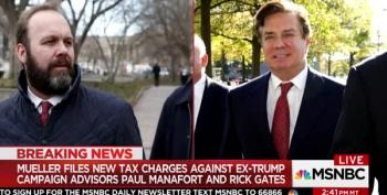MSNBC Expert: New Charges Against Manafort Could Mean He Dies In Prison