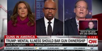 Jack Kingston Asks Why Everyone Is 'Swinging At The NRA'