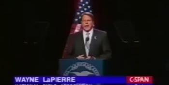 Wayne LaPierre: 'We Believe In Gun-Free Schools'