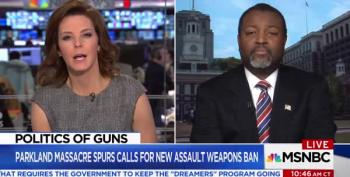 Malcolm Nance Explains Danger Of Arming Teachers: 'Police Will Shoot The Person With The Gun'