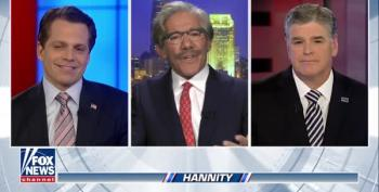 Hannity, Scaramucci, And Rivera Slobber All Over Hope Hicks