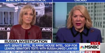 Jill Wine-Banks Reacts:  Nunes Committee Leaked Dem's Texts To Fox News