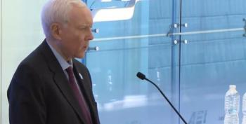 Orrin Hatch Just Said The 'Stupidest, Dumbass' Thing